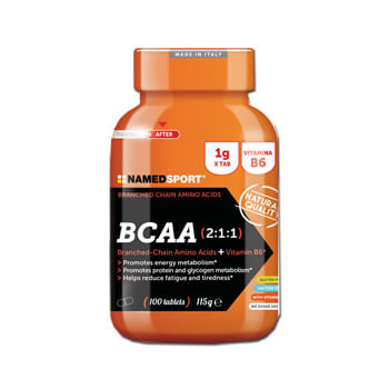 BCAA 2:1:1 100CPR